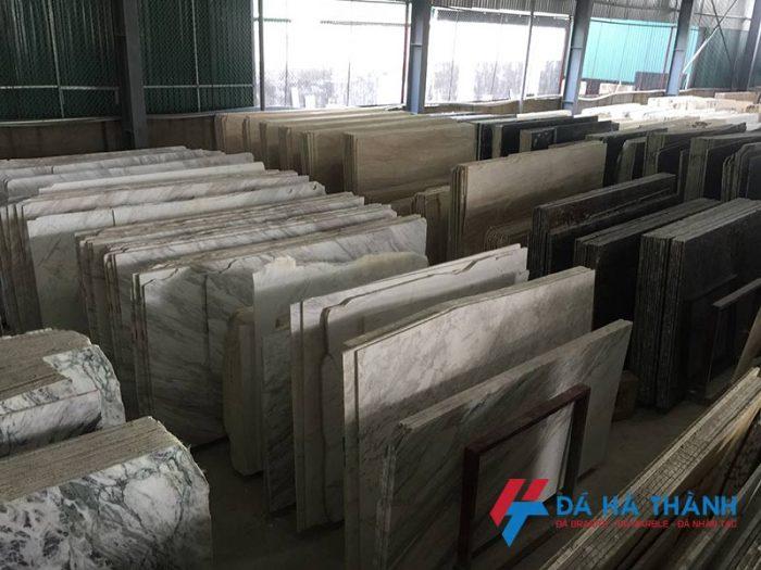 Đá granite tự nhiên màu trắng