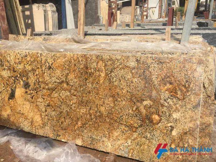 Đá granite alaska gold