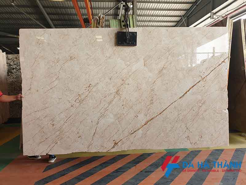 đá marble crema nova