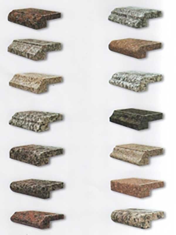 Phào chỉ đá granite