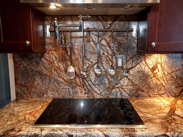 da forest marble op tuong