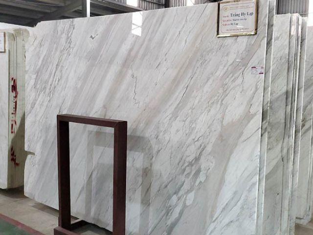 Giá đá Marble trắng Hy Lạp phụ thuộc vào nhiều yếu tố