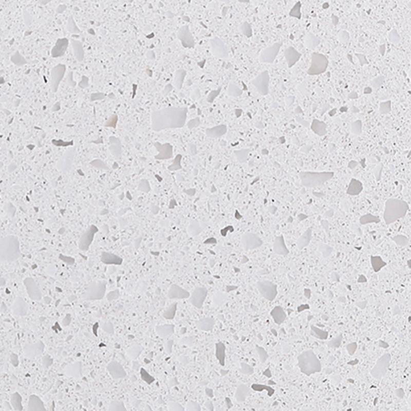 Đá kim sa nhân tạo trắng là một loại đá được sử dụng phổ biến trong nhiều ứng dụng khác nhau
