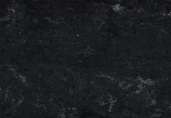 Đá Solid Surface M605 Sanremo đen vân mây