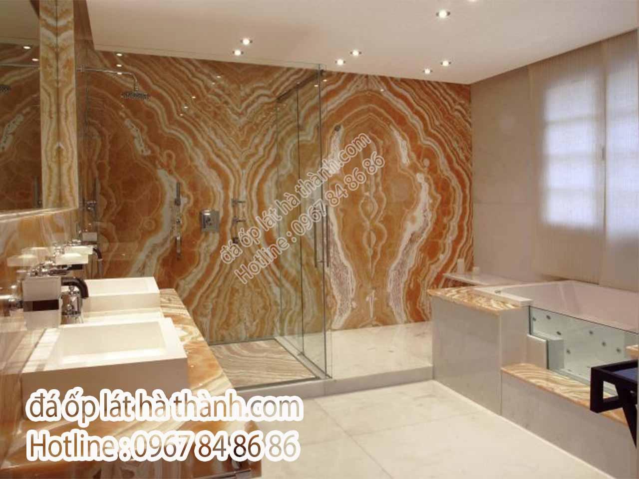 da-onyx-tu-nhien-op-tung-ve-sinh-lavabo