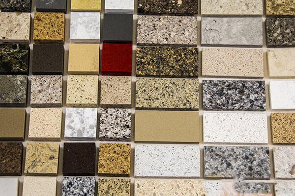 Solid Surface là loại đá nhân tạo được dùng nhiều hỗn hợp khác nhau để tạo thành