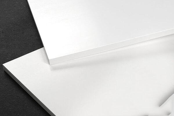 Solid Surface trắng mang tính thẩm mỹ cao