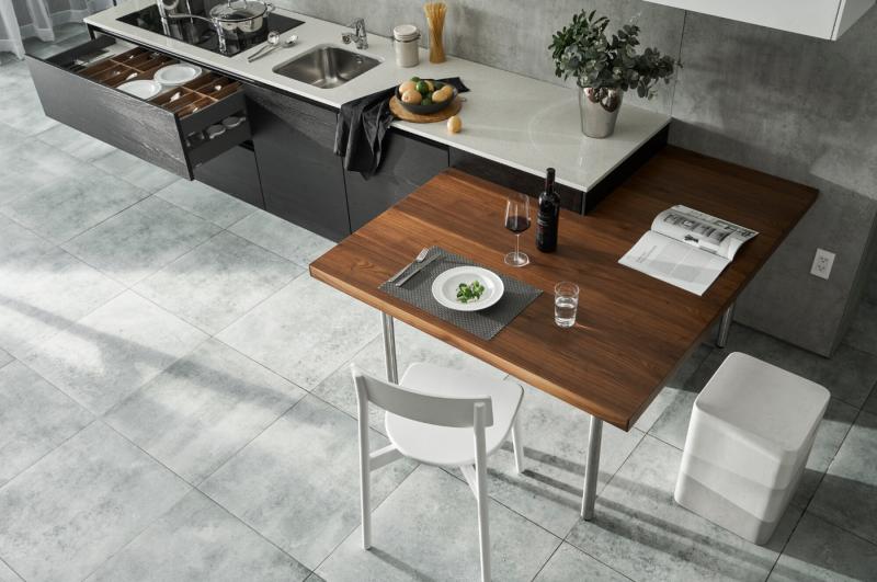 Ghế ngồi bàn đảo bếp: Cách lựa chọn và bố trí hợp lý