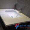 lavabo âm bàn hình chữ nhật