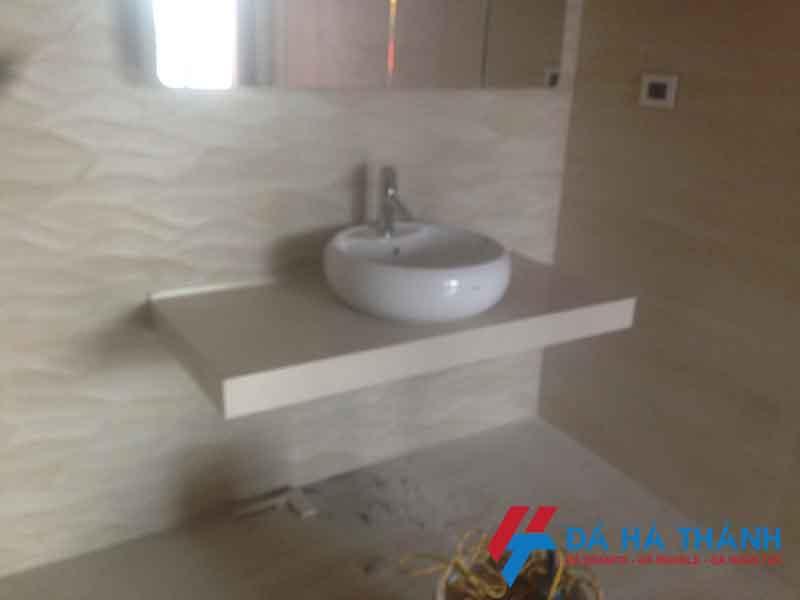 lavabo đá nhân tạo solid suface