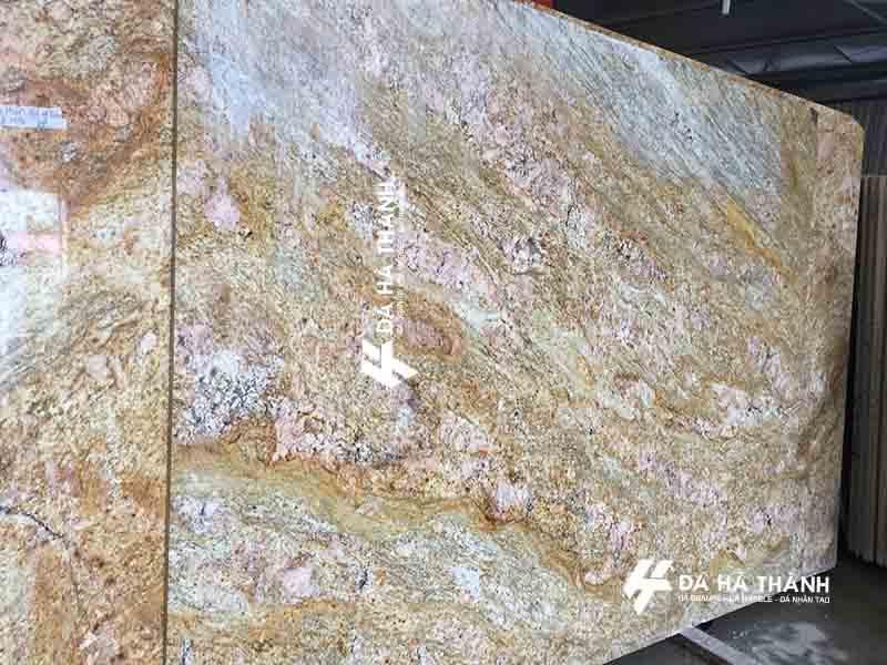 mẫu đá marble vàng hoàng gia